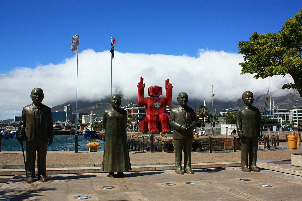 Nobel Peace Prize, Nobel Plaza, Cape Town, South Africa