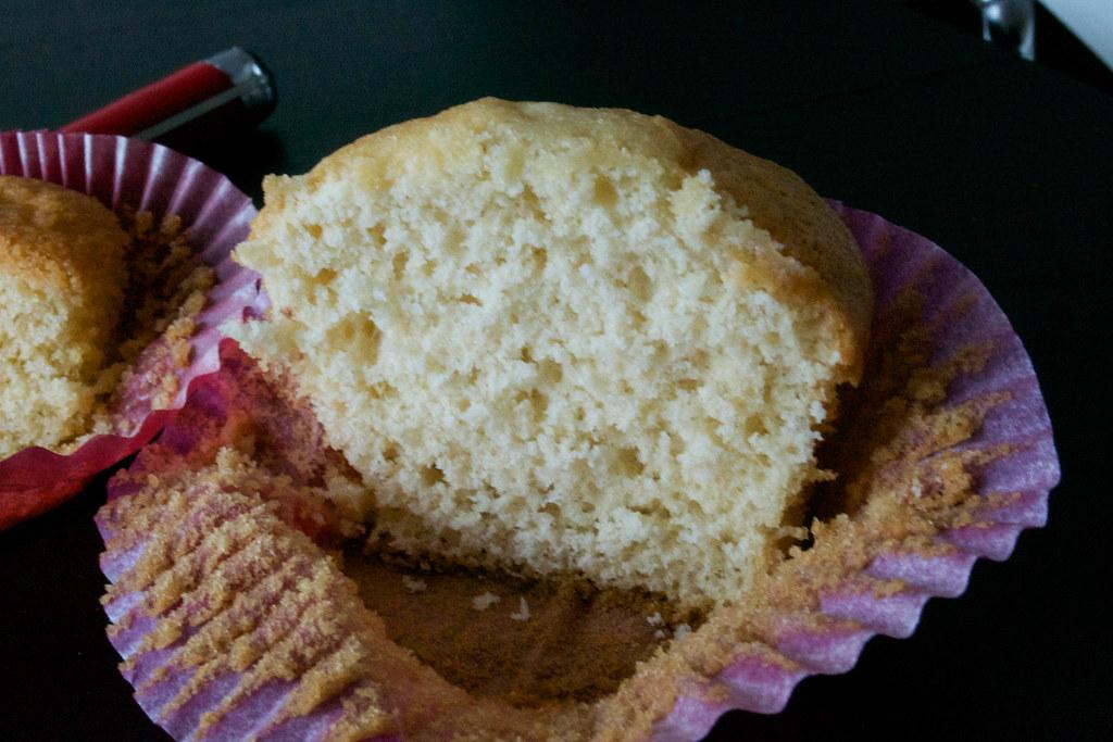 packet mix cupcake