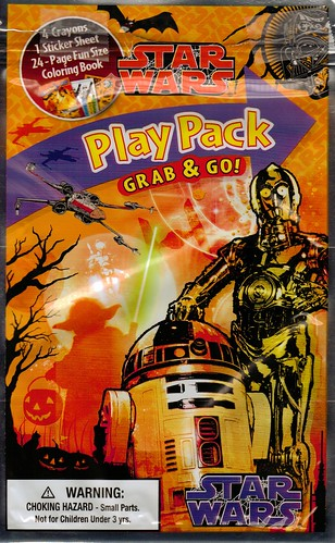Star Wars Halloween Play Pack - Droids
