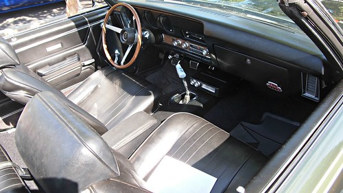 1969 Pontiac GTO Judge Convertible 6