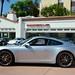 2013 Porsche 911 Carrera 4S GT Silver PDCC 7spd Beverly Hills 1445