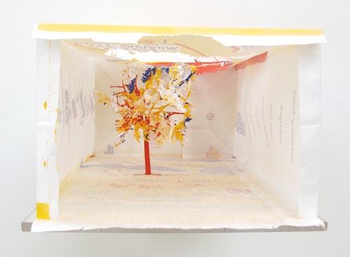 Yuken Teruya - papercut trees 5