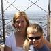 Mom & Lliam on the 86th