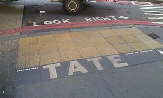 Tate, opens 2000