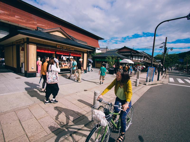 京都單車旅遊攻略 - 日篇 京都單車旅遊攻略 – 日篇 10112440975 0a544b80b6 c