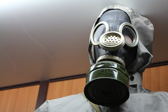 personal protective equipment(1.0), clothing(1.0), light(1.0), gas mask(1.0), goggles(1.0), costume(1.0), mask(1.0), headgear(1.0),