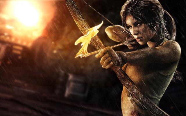 Tomb Raider New Wide Wallpaper