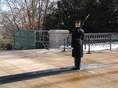 Arlington National Cemetery, December 29, 2010