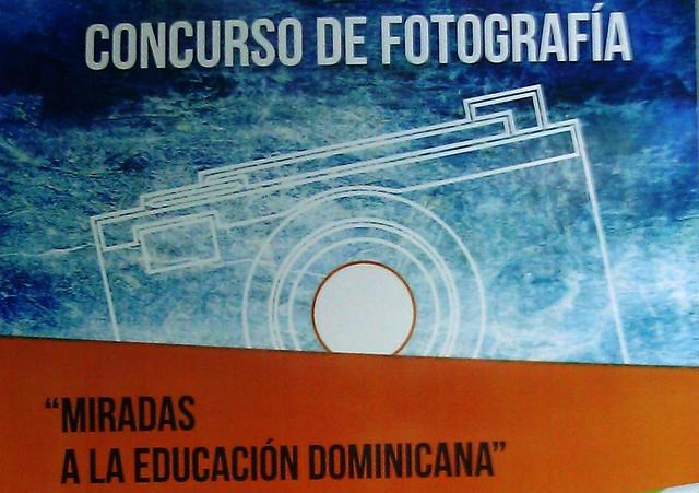 Concurso Fotografia Miradas de la Educación Dominicana