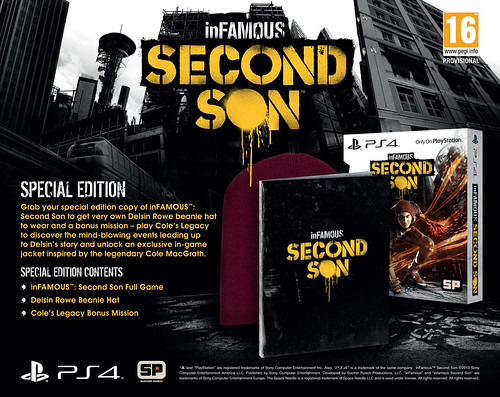 inFamous Second Son_Special Edition