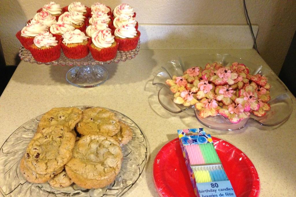 AME 80 - Desserts