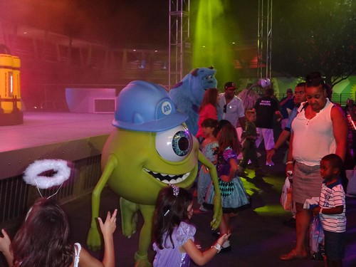 Monsters Inc Dance Party