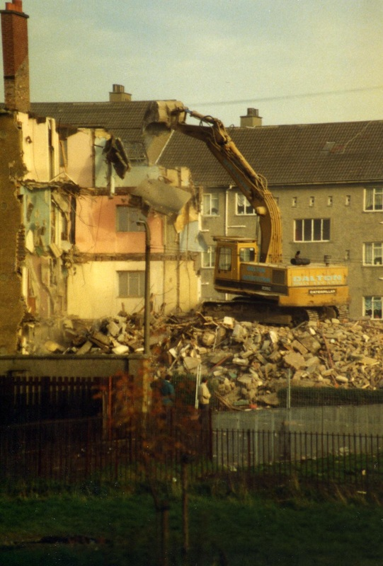 Demolishing Claypotts
