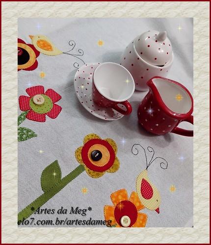 Vamos tomar um cafezinho?? by * Artes da Meg *