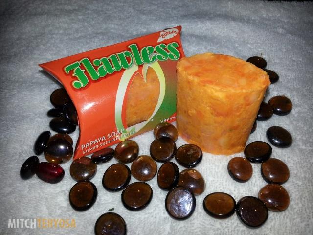 Flawless Papaya Soap