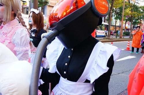 Kawasaki Halloween Parade 2013 95