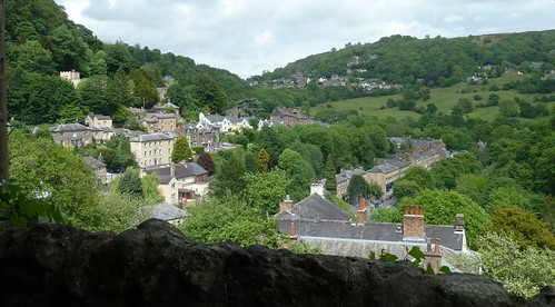 Cromford and Matlock Bath ~ 27th May 2011