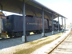 C&O #2716 2-8-4 P1020431