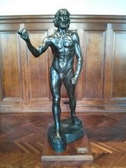art, classical sculpture, sculpture, bronze sculpture, statue,