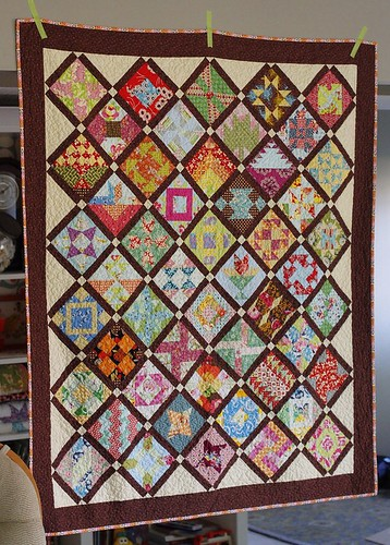 The Farmer's Wife Quilt : finished