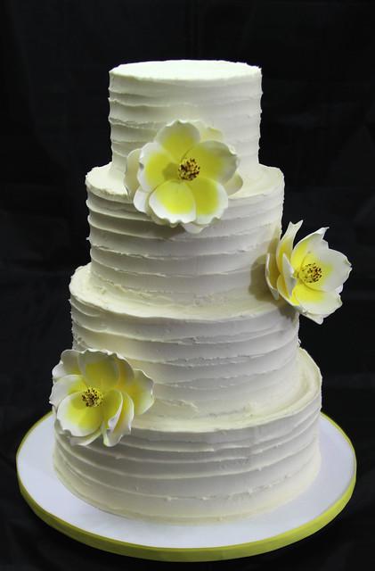 Old Fashion Wedding Cakes