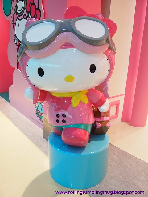 Eva Air Hello Kitty