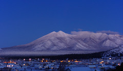 Before Dawn over the San Francisco Peaks