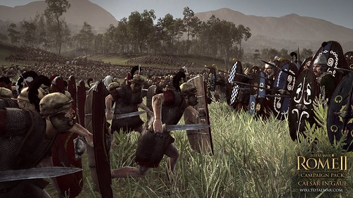 Total War ROME II: Caesar in Gaul