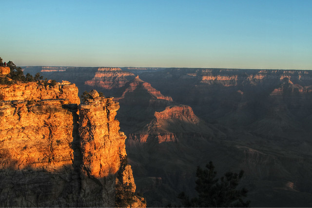 Grand Canyon Sunrise: South Rim
