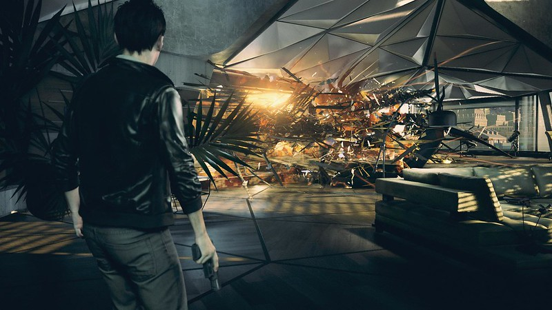 Microsoft: Quantum Break Is 'Not A Launch Title' 1
