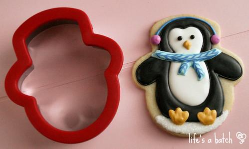 Snowman >> Penguin.