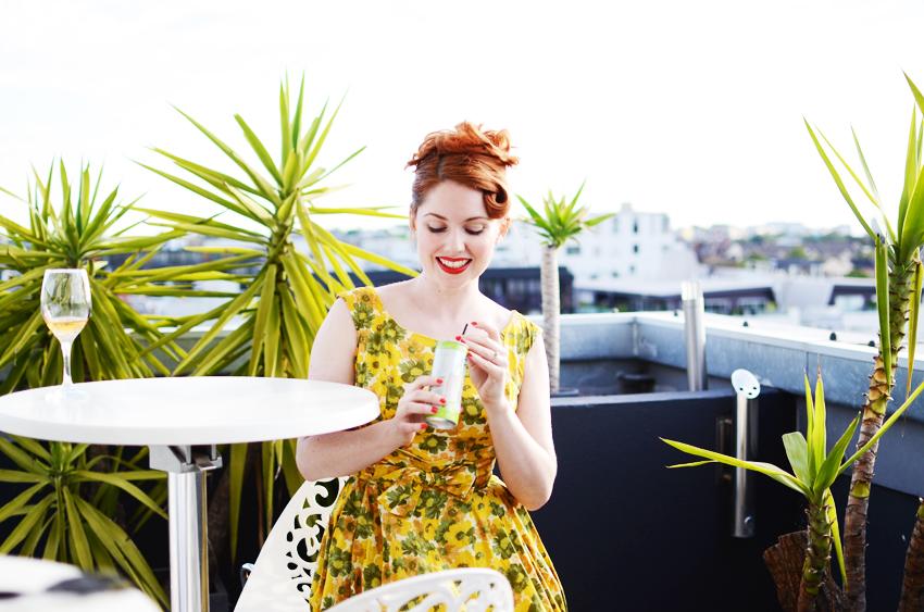 vintage-yellow-floral d