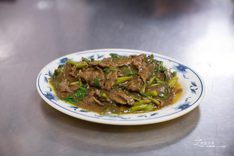 台南私藏景點--基隆三德沙茶牛羊肉店 (2)