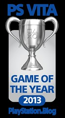 PlayStation Blog Game of the Year Awards 2013: PS Vita GOTY Silver