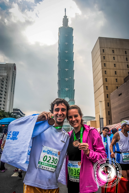 Adventurous Taipei Marathon