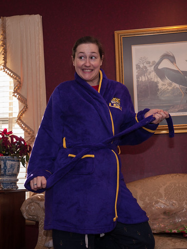 Nice robe