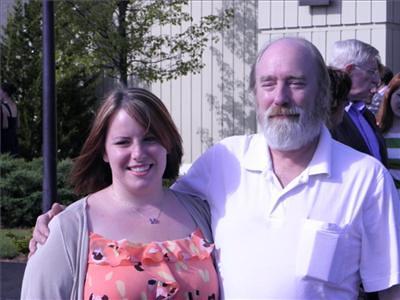 Charlie and Sarah Kent
