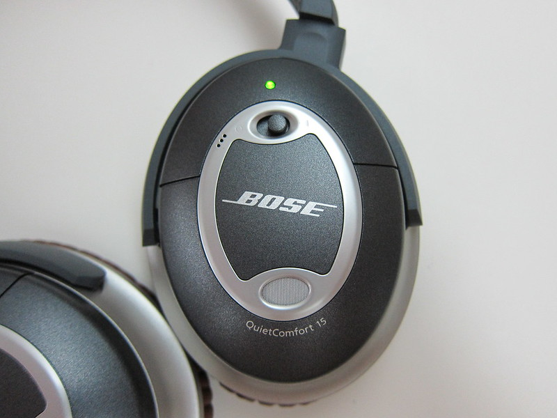 Bose QC15 - Switched On
