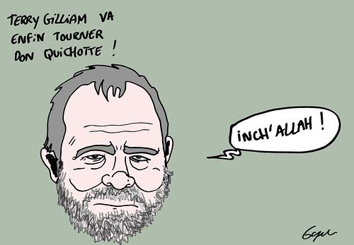 23_Terry Gilliam relance encore Don Quichotte