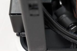 Heatshrunk capacitor