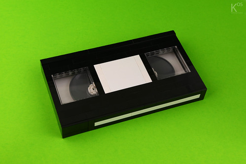 VHS Tape (HARDnuary 2014) by Kosmas Santosa