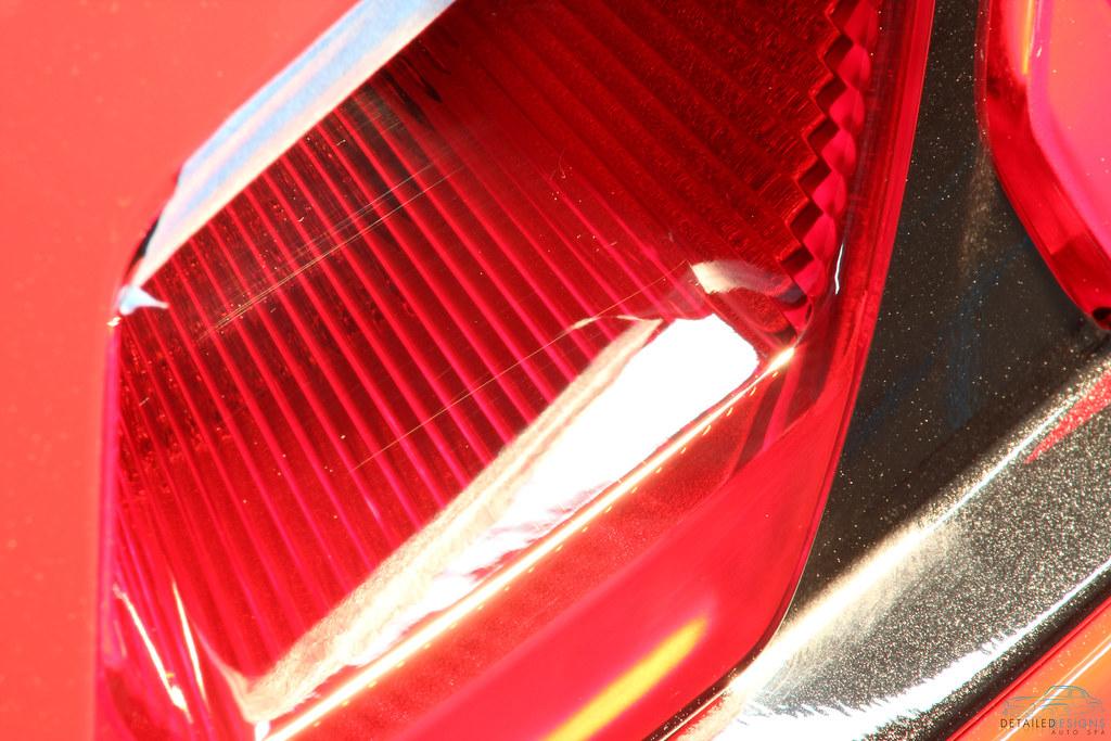 Stingray Paint Correction Auto Detailing Atlanta Detailed Designs Auto Spa