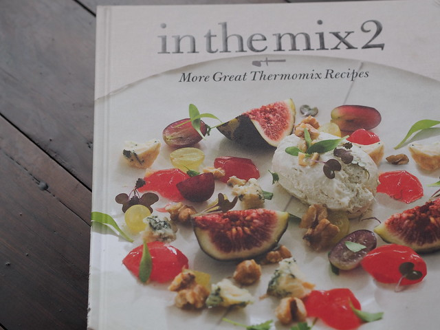 In the mix 2 a giveaway dani is a food writer turned thermomix cookbook writerrecipe creator and her first book has been in my collection since it was released forumfinder Images