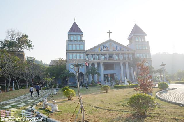 2014.01 霧峰圓滿教堂