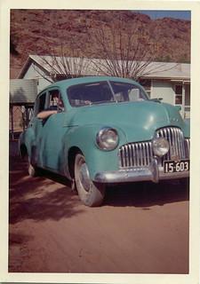 Peters car 1963