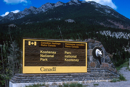 Kootenay National Park, Rocky Mountains, BC Rockies, British Columbia, Canada