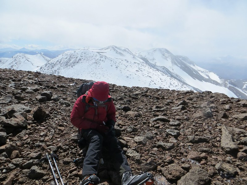 On Pissis East/Ejercito Argentino (6800m)