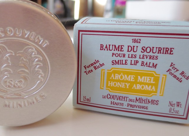 12489575683 4570c435ef z REVIEW: LE COUVENT DES MINIMES SMILE LIP BALM