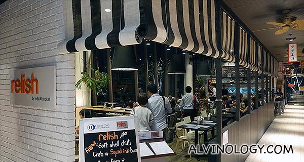 Relish Gardens @ MyVillage in Serangoon Garden - Alvinology