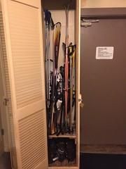 水, 2014-02-05 20:04 - スキーロッカー